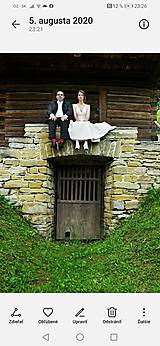 Šaty - Erica a la provance a Kláštor pod Znievom - 12217803_