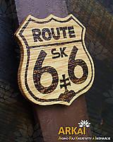 Magnetky - Magnetka - Slovenská ROUTE 66 - 12217699_