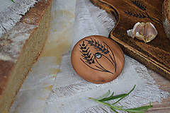 Pomôcky - Okrúhle narezávatko na chlieb (hruška II.) - 12214929_