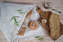 Pomôcky - Okrúhle narezávatko na chlieb (hruška II.) - 12214933_