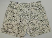 Detské oblečenie - Lapajky 3ks chlapčenské trenky biobavlna - 12216063_