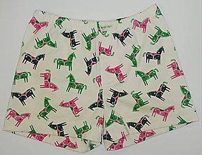 Detské oblečenie - Žrebce 3ks chlapčenské trenky biobavlna (116/122) - 12215723_