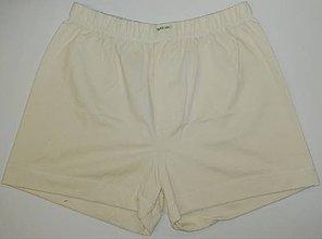 Detské oblečenie - Bleďásky chlapčenské trenky z biobavlny - 12215830_