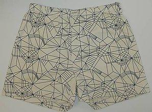 Detské oblečenie - Lapajky 2ks chlapčenské trenky biobavlna  (128) - 12216050_