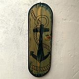 Dekorácie - The Mariner - 12214770_