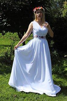 Šaty - Svadobné šaty - 12214761_
