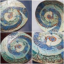 Nádoby - Keramika, Velká mísa - 12220108_