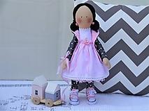 Bábiky - Bábika s domčekmi - 12221370_