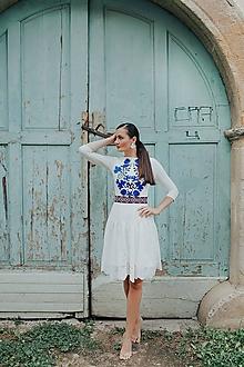 Šaty - krátke šaty Sága krásy - 12222292_