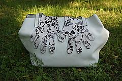 Rukavice - Úpletové rukavičky - Bobulienky - 12222332_