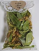 Potraviny - Lipový kvet - čaj - 12222790_