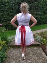 Šaty - Ručne maľované šaty - 12221473_