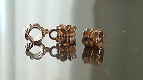 Korálky - Konektor na PANDORA náramok - 12223545_