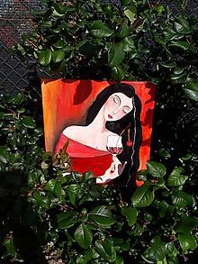 Obrazy - Obraz, Juliana, 30 x 30 cm - 12223834_