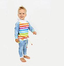 Detské súpravy - Pestrofarebná súprava - 12222849_