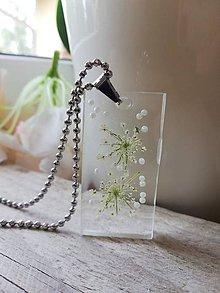 Náhrdelníky - Rasca s perličkami - 12224733_