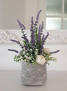 Dekorácie - Dekorácia Provence - 12226984_
