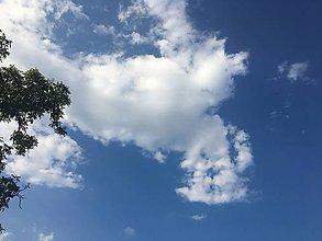 Fotografie - Rozprávkové mraky - 12226165_