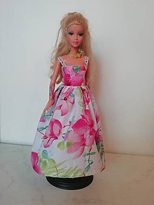 Hračky - Šaty pre bábiku Barbie - 12229914_