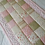 Úžitkový textil - Púdrové buchtičky svetlé - 12227678_