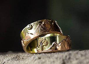Prstene - Naše obrúčky - náš príbeh  - 12230683_