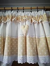 Úžitkový textil - Zaclonka - 12230423_