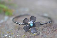 Náramky - náramok kvet - 12231117_