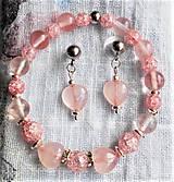 Sady šperkov - Zaláskované - 12233526_