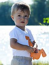 Detské súpravy - SET DINOSAURUS REX  body + hračka - 12235019_