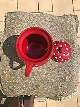 Nádoby - Medník na 1 kg medu /7 dcl pohár/ - 12233271_