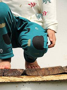 Detské oblečenie - tepláky.tvary - 12236226_