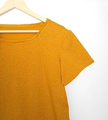 Tričká - dámske tričko Sparkling sun - 12239510_