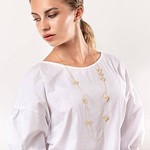 Náhrdelníky - náhrdelník Zoe - 12236496_