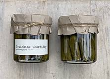 Potraviny - Tetinkine uhorčičky - 12237143_