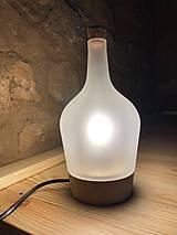 Dobrý obchod - Stolná lampa Demijohn - 12238621_
