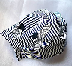 Rúška - Ochranné rúško na tvár s drôtikom - dvojvrstvové - skladom - 12236451_