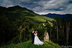 Šaty - Romantika Dominika, svadobné šaty - 12240311_