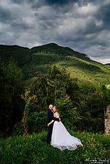 Šaty - Romantika Dominika, svadobné šaty - 12240312_