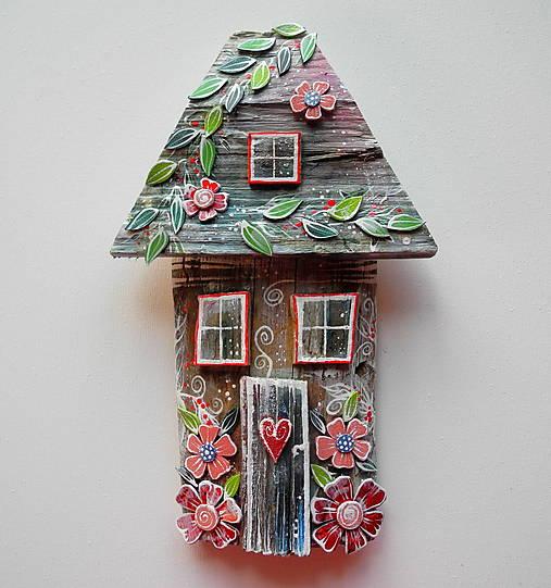 Kvetinový domček