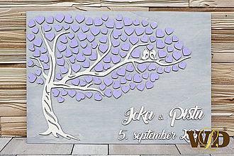 Obrazy - Svadobný strom - 12241312_