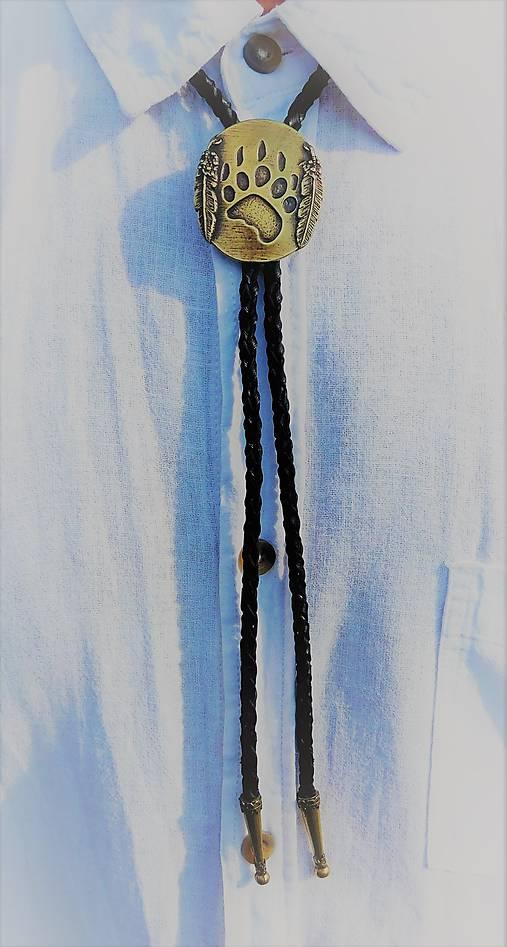 Americká kravata - rôzne motívy