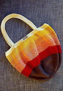 Nákupné tašky - Sieťovka XL - 12242655_
