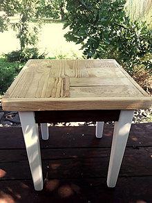 Nábytok - stolček otvor sa - 12244353_