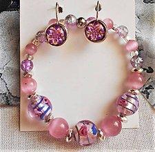Sady šperkov - Jemnosť ruží - 12244356_
