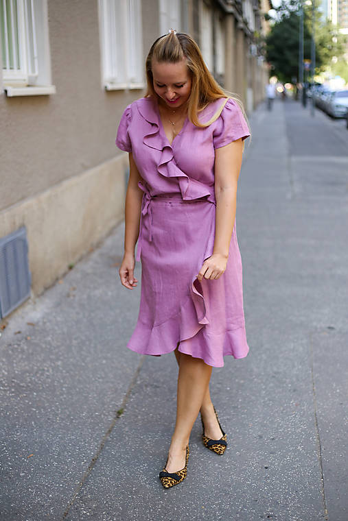 Šaty - Šaty LOVE SHOW  - 12244462_
