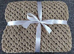 Úžitkový textil - Veľká deka č.1 - 12244062_