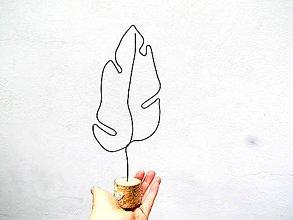 Dekorácie - List *27 cm - 12245348_