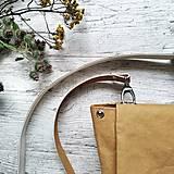 Kabelky - Kabelka SWEET BAG - bronzová hnedá - 12248233_