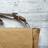 Kabelky - Kabelka SWEET BAG - bronzová hnedá - 12248239_