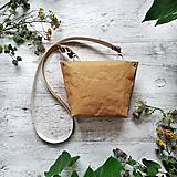Kabelky - Kabelka SWEET BAG - bronzová hnedá - 12248241_